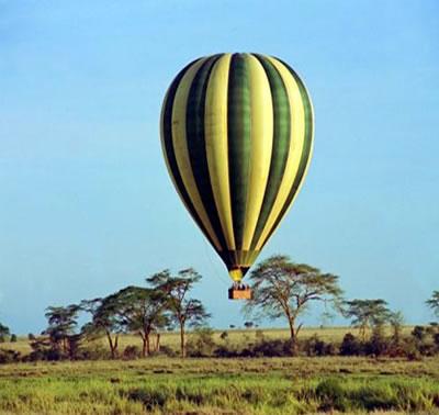 Balloon Safaris( Maasai Mara)